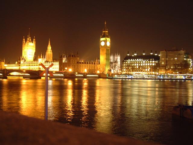 Города великобритании